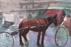 Horse at Artisans Gate