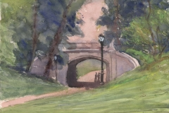 Dipway Arch in Spring