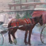 Horse at Artisans Gate