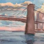 Brooklyn Bridge, June 5, 2014