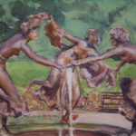 dancing maidens 150x150 - Watercolor Landscapes