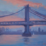 Manhattan Bridge at Dawn