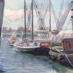 pioneer ny 150x150 - Watercolor Landscapes