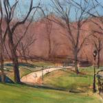 springtime cental park 3 14 150x150 - Watercolor Landscapes