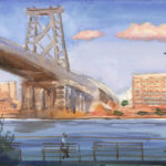 Young Lovers, East River Park