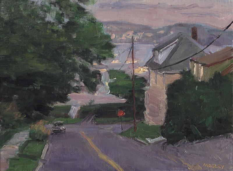 Second Avenue, Nyack