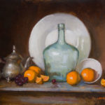 green glass oranges 150x150 - Still Life
