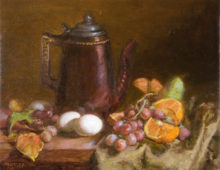 Pitcher, Oranges & Eggs