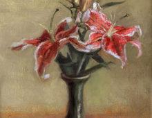 Rubrum Lilies