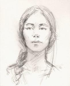 subway sketch 8 12 244x300 - Subway Sketches