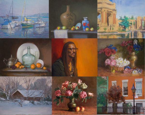 downloads2 600x477 - Twelve Paintings (digital download)