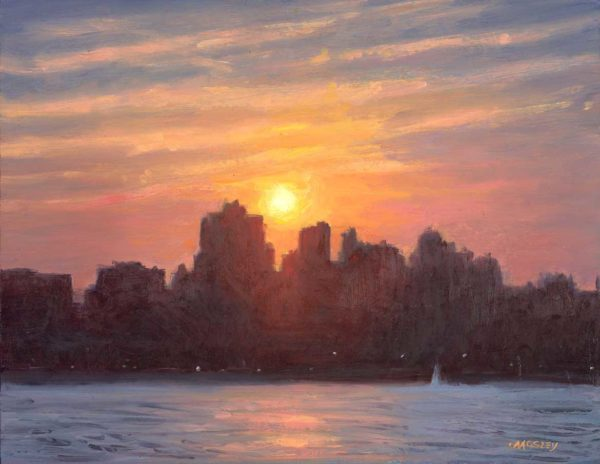 Williamsburg Sunset