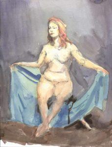Leslie Nude