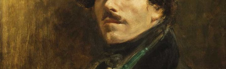 Eugène Delacroix exhibition at the Metropolitan Museum of Art