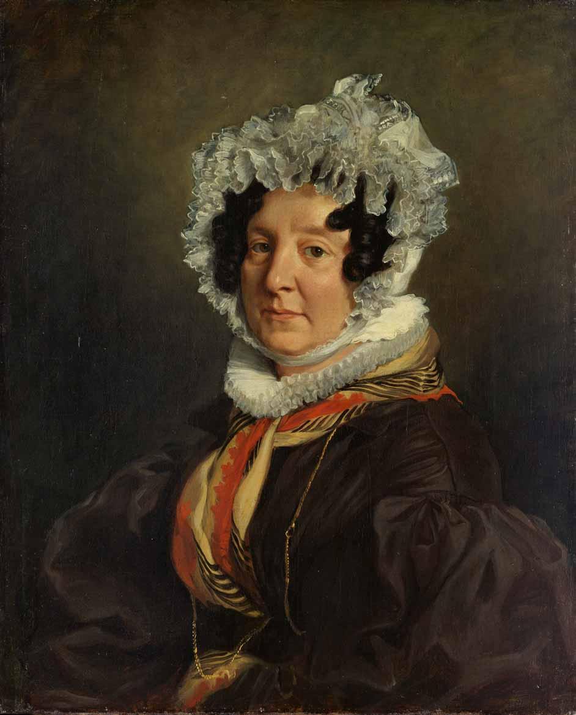 Madame Riesener Eugène Delacroix exhibition at the Metropolitan Museum of Art